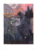 Passage, c.1962 Plakater af Jasper Johns