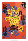 La Vis, 1951 Serigraph by Henri Matisse
