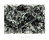 Numero 33-1949 Serigrafia di Jackson Pollock