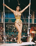 Trapeze, Gina Lollobrigida, 1956 Photo
