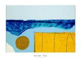 Elba, c.1998 Serigraph by Walter Fusi