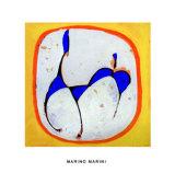 Cavallo Serigraph by Marino Marini