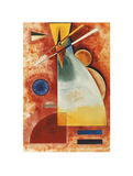 In einander, c.1928 Print by Wassily Kandinsky