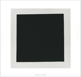 Black Square Serigraph by Kasimir Malevich