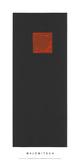 Rotes Quadrat Auf Schwarz, c.1922 Serigraph by Kasimir Malevich