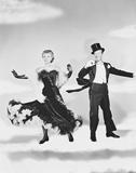 Fred Astaire & Vera-Ellen - Photo