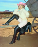 Carroll Baker - The Big Country Photo