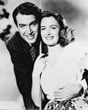 James Stewart & Donna Reed Photo