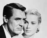 Cary Grant et Grace Kelly Photographie