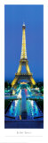 Eiffel Tower, Paris, France Print by James Blakeway