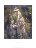 Posies Prints by Thomas Cantrell Dugdale