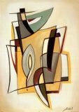 Alfred Gockel - City Dynamics IV Plakát