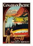 Canadian Pacific, Banff - Sanat