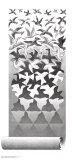 Befreiung Kunst von M. C. Escher