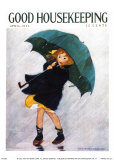 Good Housekeeping - April 1922 Affiches par Jessie Willcox-Smith