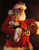 Old St.Nick Pósters por Tom Browning