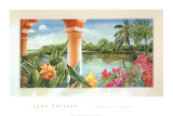 Tropical Pathways Prints by Lynn Fecteau