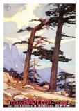 Corse, Col de Bavella Posters