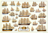 Ship Merchant Sailing Ships Prints