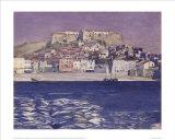 Collioure Kunstdrucke von Charles Rennie Mackintosh