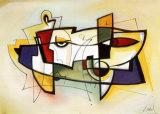 Alfred Gockel - City Dynamics VI Obrazy