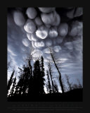 Clouds of Ash Art Print