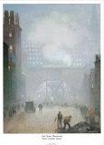 York Street Poster von Pierre Adolphe Valette