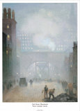 York Street Prints by Pierre Adolphe Valette