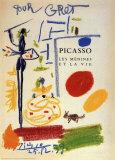 Dessin Posters par Pablo Picasso