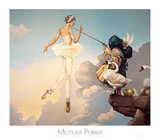 Leda's Daughter Prints by Michael Parkes