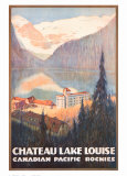 Canadian Pacific, Lake Louise Poster