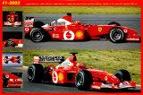 Ferrari Formula 1 2002 Print