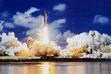 Lanzadera espacial Láminas por Ressmeyer, Roger