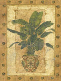 Bronze Palm Print by Merri Pattinian