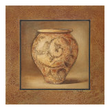 Earthenware Accent I Prints by  Ivo
