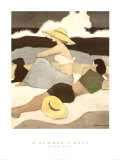 Summers Rest Prints by George Xiong