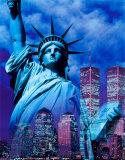 Statue de la Liberté Affiches
