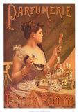 Parfumerie Félix Potin Affiche