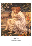 An Idyll Prints by Albert Joseph Moore