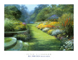 English Garden Prints by Peter Ellenshaw