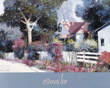 Cottonwood Lane Prints by Kent Wallis