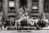 Portret ludzi jazzu - Harlem, Nowy Jork, 1958 (Jazz Portrait - Harlem, New York, 1958) Plakaty autor Art Kane