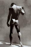Greg Gorman - Male Nude I - Reprodüksiyon