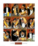 Martini Yes Prints by Guy Buffet