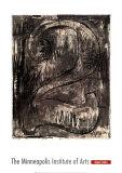Jasper Johns - Figure 2, 1963 - Reprodüksiyon