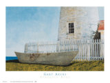 Pemaquid Dory Prints by Gary Akers