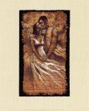 Whisper Posters av Monica Stewart