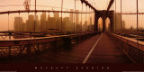 Brooklyn Bridge, New York Prints by Macduff Everton