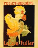 Jules Chéret - Folies-Bergère - Reprodüksiyon