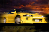 Mitsubishi Eclipse Print